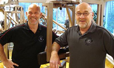 Lugnets Fysiocenter Ett Komplett Gym För Alla åldrar