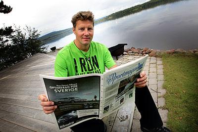 Målvakts-Johan  Från Leksand – Berättar Med Egna Ord Hur Nära Han Var En NHL-titel