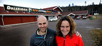 Syskonen Erika Och Martin Hansson Blev Framgångsrika Företagare