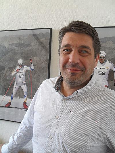 Johan Sares – Hockeymaterialaren Som Blev Skidpamp
