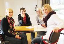 Unga ledare. De unga ledarna är ibland en bortglömd resurs i föreningarna – våga fråga era unga! Foto: Kerstin Andersson