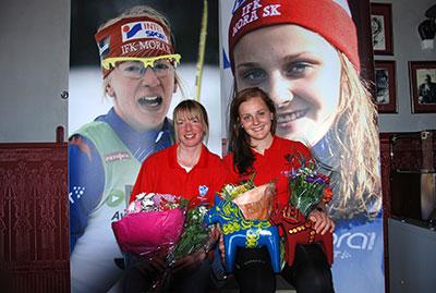 Stina Och Sofia Mot OS – Så Lika Men ändå Så Olika