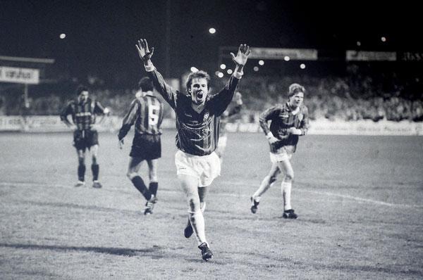 1988 Var året Då Brage Hade Italienska Inter I Brygga!