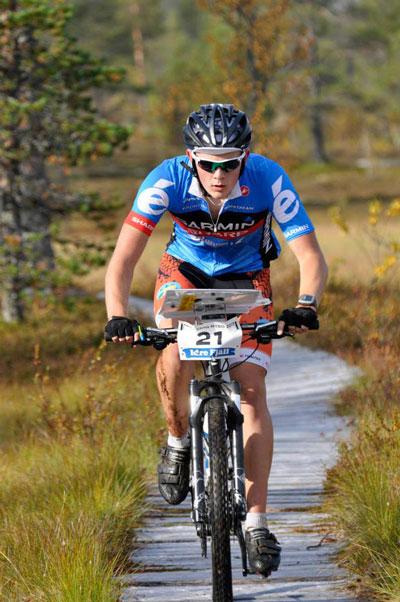 På Cykelsadeln Med Karta Och Kompass – Mountainbikeorientering En Sport På Frammarsch