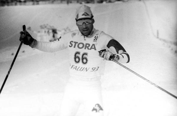 Glädje När Torgny Räddade Falu-VM