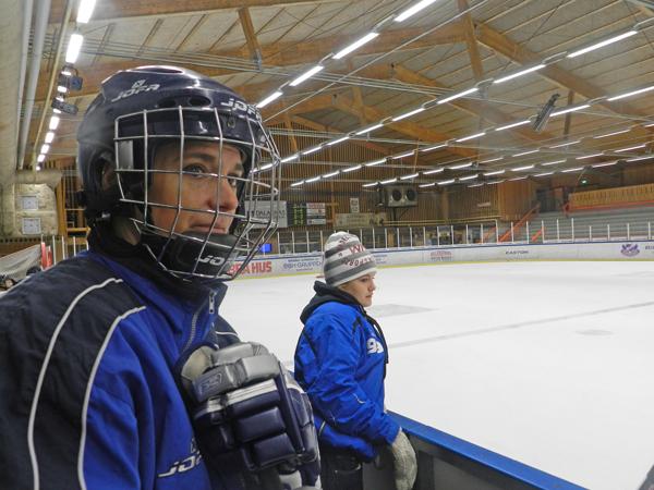 I Furudal Lockar Hockeyprofilen