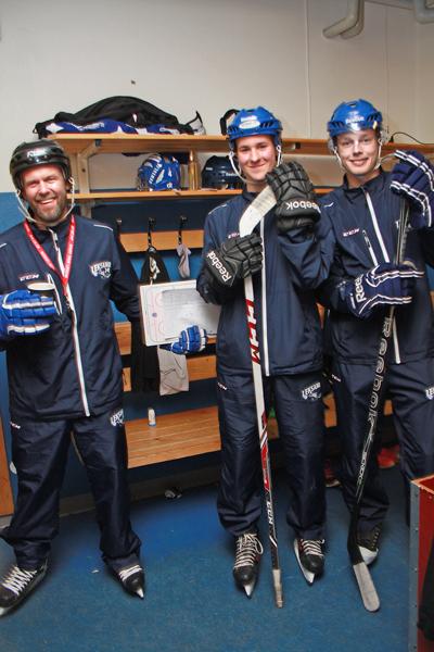 Hockey året Runt