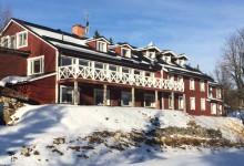 Lövåsgårdens Fjällhotell i Grövelsjön.
