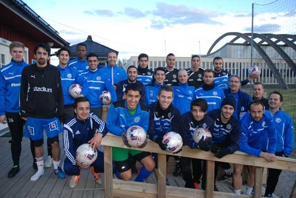 Forssa Fotboll – Internationella Forssa BK
