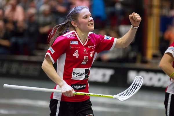 Therese är Klubbens Trotjänare – Världens Bästa Karlsson