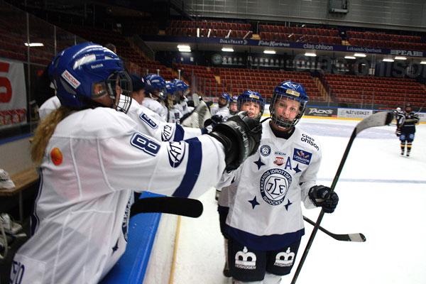 Kasta Myterna Om Damhockey