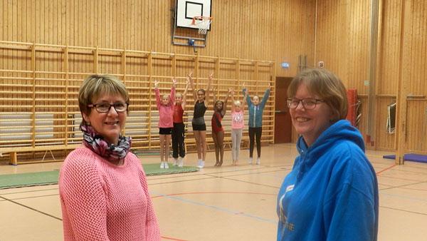 Firar 80 år Som Gymnastikledare