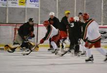 Tuffa men snälla dueller i NHL i Våmhus.