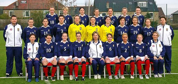 Anna Signeul – På Väg Att Föra Skottlands Damer Till EM-slutspel