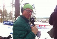 Bengt Skött, en känd radioröst från Orsa.
