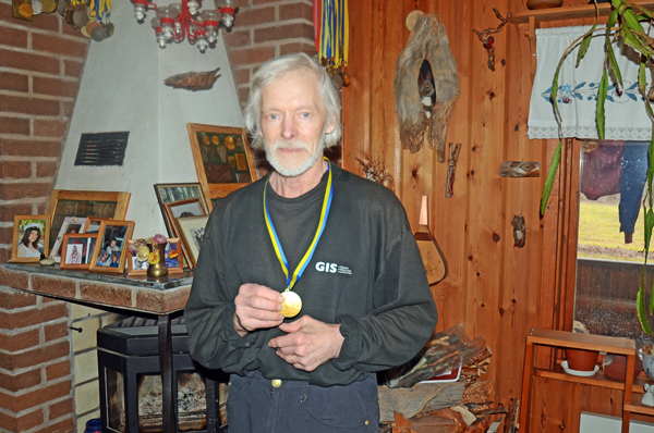 Kalle Tävlar Fortfarande Om VM-medaljer