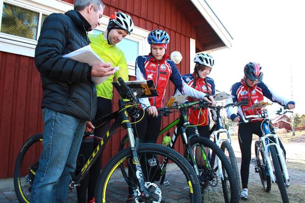 350 Cyklar SM I Leksand