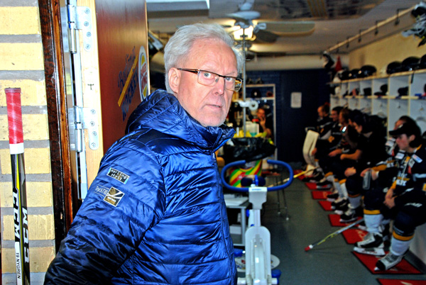 Sören Hortlund Borlänge Hockey