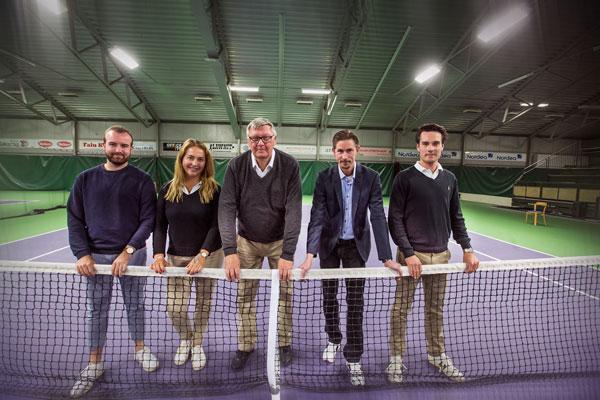 Falu Future – Tennisturnering Som Växer I Styrka