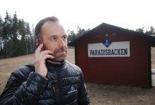 Paradisbacken (Plättbacken i folkmun) i Borlänge kan komma att bli ett centrum för mountainbikesporten. Roger Karlsson, Borlänge CK, har förhoppningar om en nära förestående satsning.