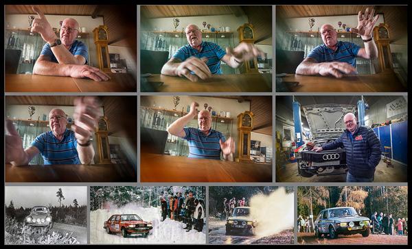 Eken Ger Aldrig Upp – Firar 50 år Som Rallyförare