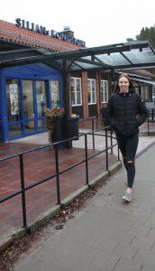 – Leksand är en perfekt ort att växa upp i, säger Sara Junevik.