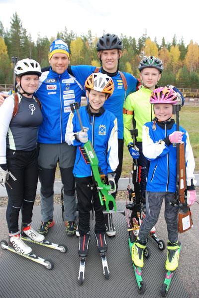 Skidskyttesporten Växer I Dala-Järna