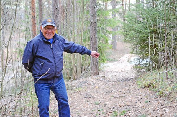 KG Larsson, 83, Minns Storhetstiden På Tjärnabanan