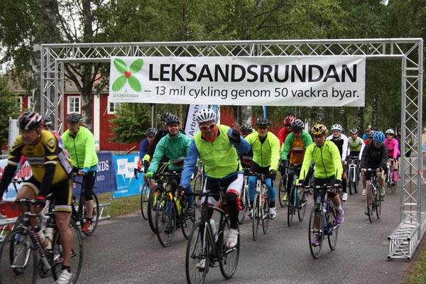 Prova 50 Byar På Cykel – Allt Fler Kör Leksandsrundan