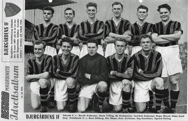 Framgångsrika Manliga Målvakter Och Fotbollsspelare Från Dalarna