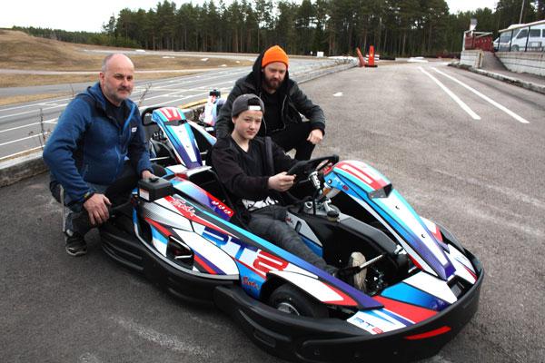 Rättvik Racing- Klubb Gasar – På Sveriges Roligaste Bana