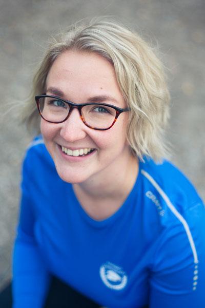 Theres Johansson, Kommunikatör.