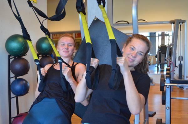 Actic Gym Har Växt I Styrka