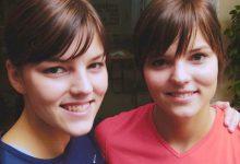 Jenny och Sanna Kallur