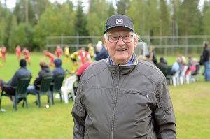 Åke Örjes, Amsberg