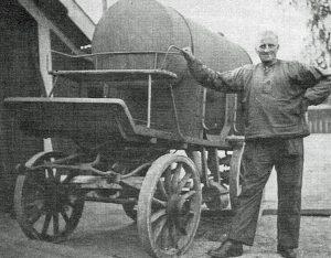 Falu BS Ismaskin i slutet 1930-talet