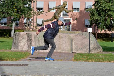 Henrik Larsson Passerade Sig Själv På Upploppet – Vasaloppsåkaren Som Inte Kommer I Mål