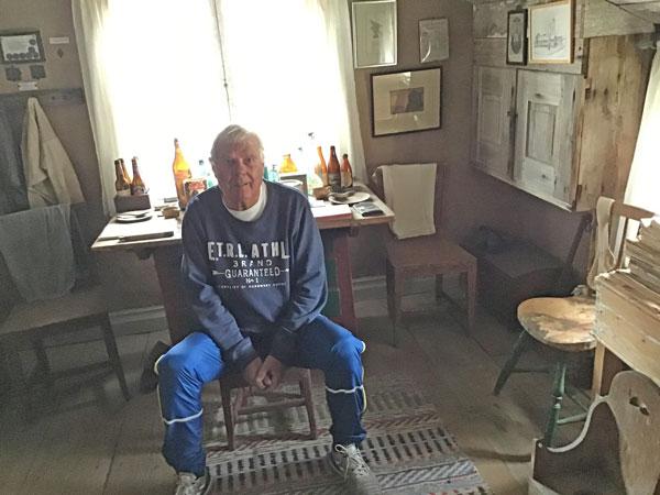 Göran Rogström Elitmålvakten Som Blev Kulturarbetare