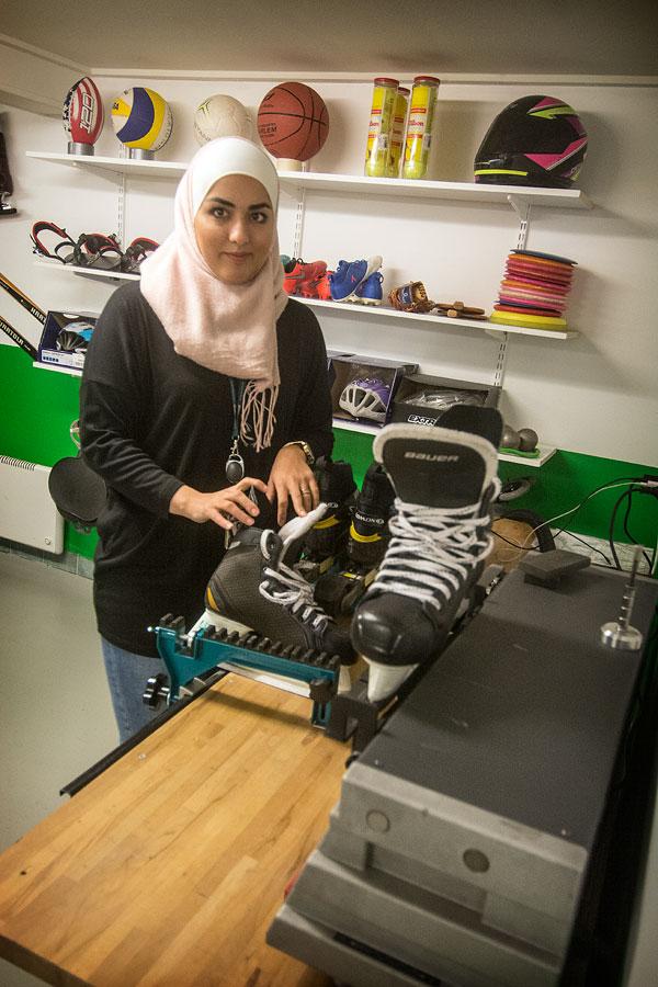 Sally Al Saudi