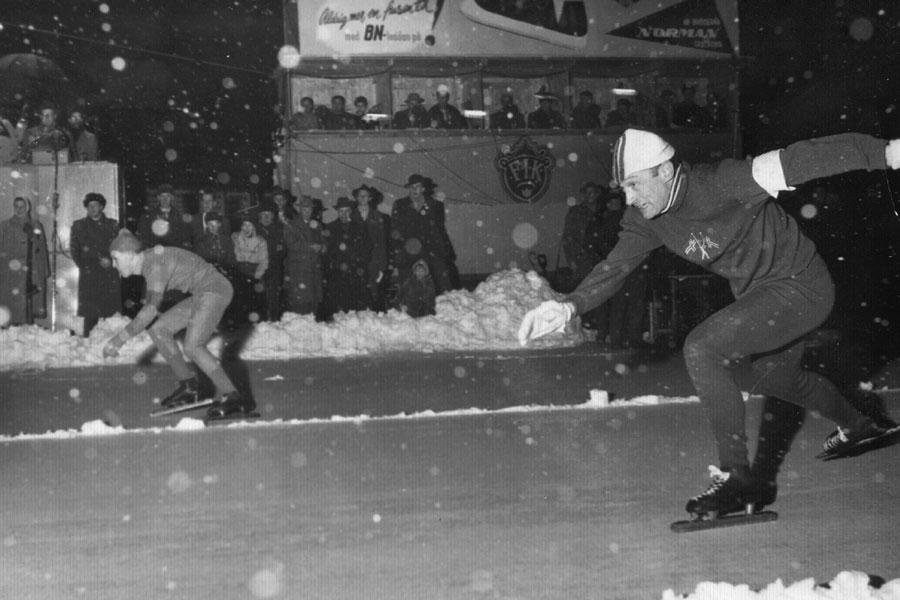 SKRIDSKO-EM 1955