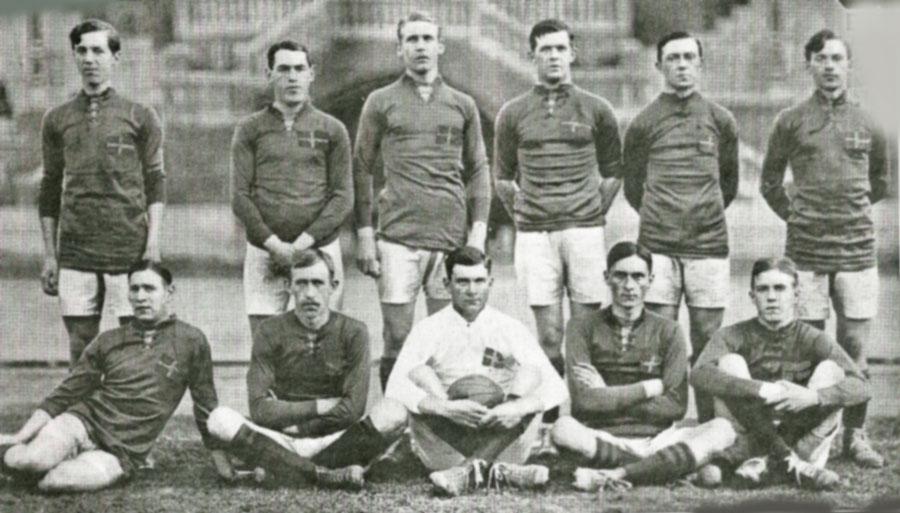 Svenska landslaget i fotboll 1912