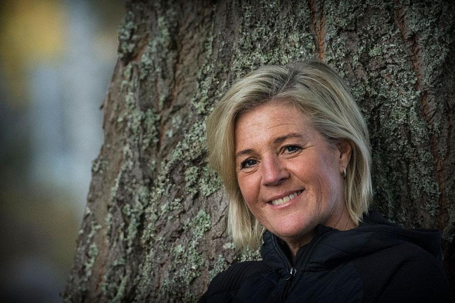 Idrotten Har Följt Mig Hela Livet – Säger TV-reporten Gunilla Wikström