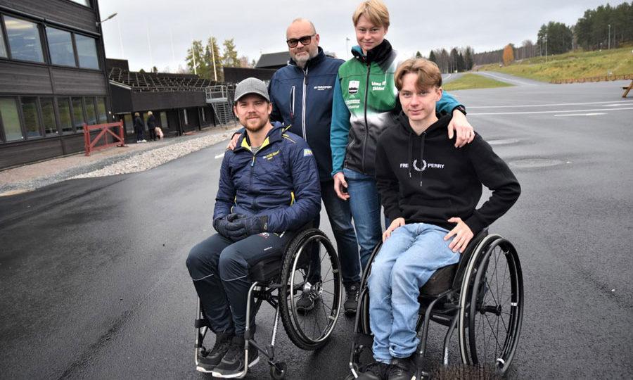 Framgångsrika Parasportare