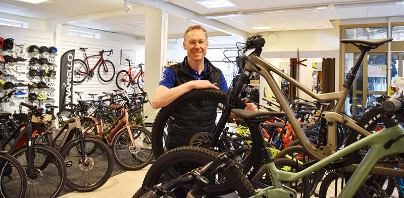 Vad Sysslar Cykel-proffset  Marcus Ljungqvist Med Idag?