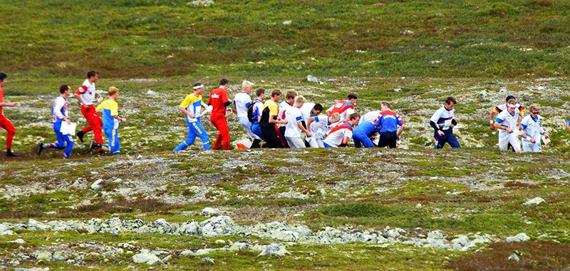 Idre Fjäll Inte Bara Vinter – Världscup I Orientering I Sommar