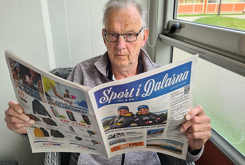 Tidningen Sport I Dalarna Firar 10 år